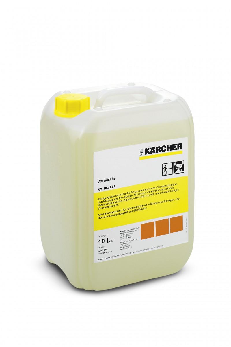 Predpranje Kärcher RM 803 ASF