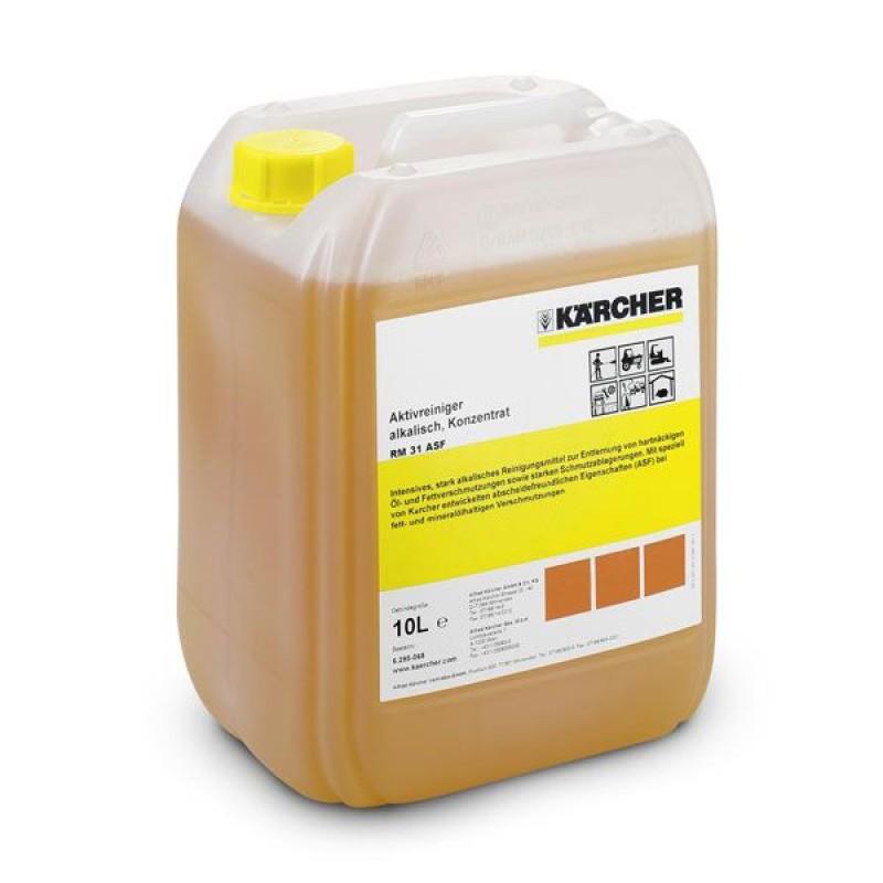 RM 31 ASF 20L, koncentrat PressurePro Extra Odstranjevalec olja in masti Kärcher