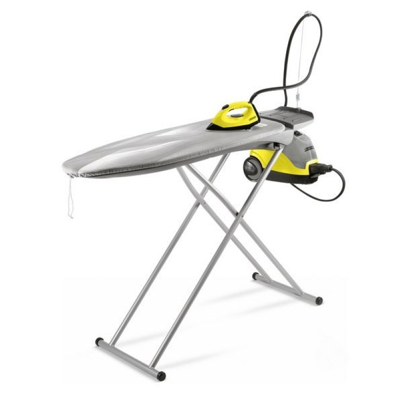 Parna likalna postaja Kärcher SI 4 EasyFix Iron Kit