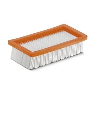 Ploščati filtri za pepel in suho sesanje